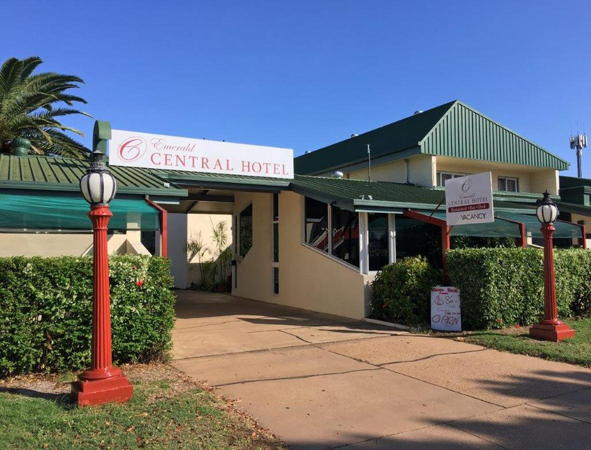Emerald Central Hotel - eAccommodation