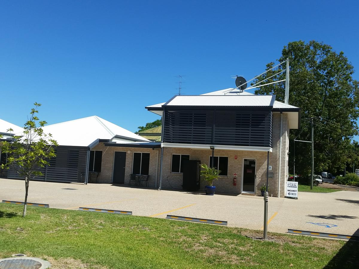 Emerald Park Motel - eAccommodation