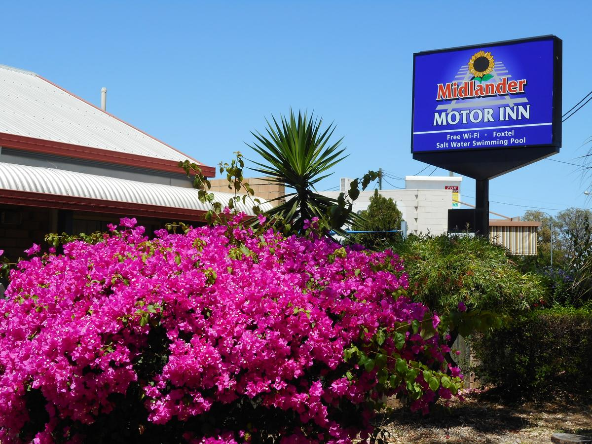 Midlander Motor Inn - eAccommodation
