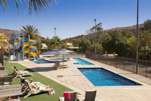 BIG4 MacDonnell Range Holiday Park - eAccommodation